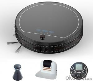 Robot Vacuum Cleaner 3 in 1  Protect Your Furnitures Without Collision
