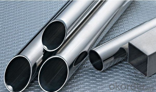 Stainless Steel tube 304 with excellent quality