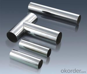 Stainless Steel tube 304 with finest quality