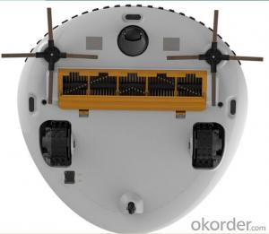 Robotic Vacuum Cleaner with automatic recharge new model