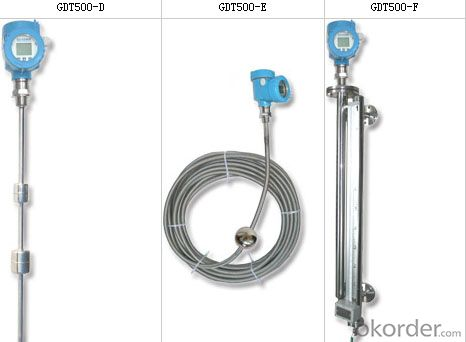 rod/cable probe radar level meter manufacturered in China