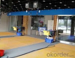 FRP Grating for Carwash Floor for CNBM Group