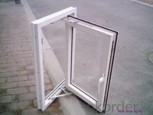 Plastic Profile and Window and Door Frame Factory with HIgh Quality