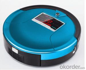 Robot Vacuum Cleaner with Intelligent Auto Charge