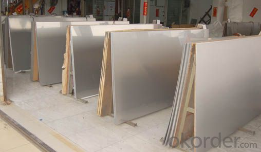 Stainless Steel 304 sheet with competitive pricing and top quality