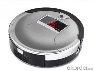 Robot Vacuum Cleaner intelligent auto charge UV