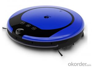 Smart Robot Vacuum Broom with Remote Controller