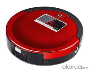 Robot Vacuum Cleaner with Bigger Battery