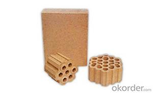 Silica Brick Used in the Hot Air Furnace