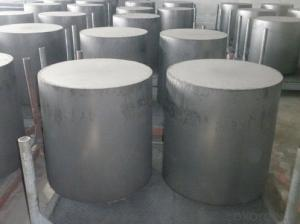 High  Carbon  Graphite  Round   Products