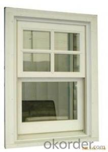 PVC sliding door and arch window Factory