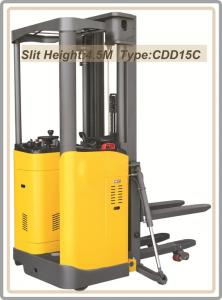 ELECTRIC FORK REACH TRUCK/Slit Height for Forklift or Fork Reach Truck: 4.5M,5M,5.6M