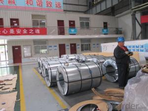 PREPAINTED STEEL COIL JIS G 3312 CGCC WITH ZINC COATING 80g/m2