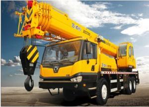 XCT30E TRUCK CRANE,More energy-efficient and environmental friendly