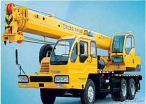 QY25B.5 TRUCK CRANE, BEST PERFORMANCE AND QUALITY