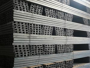 C Channel Steel (Height: 50–400mm)