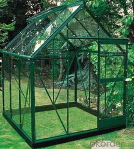 Agricultural Multi-span Greenhouse for plants/flowers