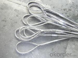 Chinese good wire rope