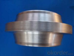 Welding neck flange and square flange