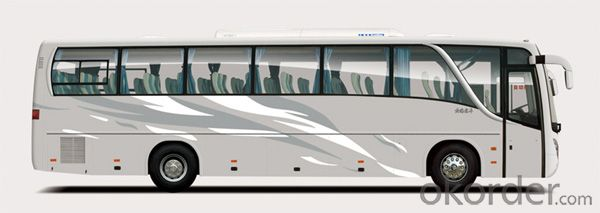 Long-Distance Coach Bus                      DD6125K04