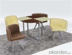 Dining Chair and Table with Special Design