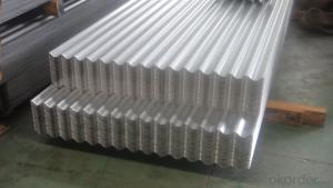 galvanized metal roofing prices / galvanized steel sheet