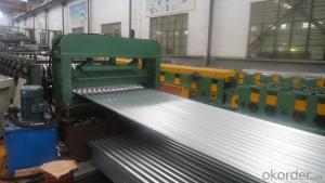 0.12-1.2mm galvanized sheet price metal roofing material galvanized corrugated iron sheet