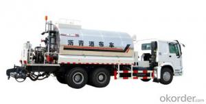 intelligent asphalt distributor XZJ5110GL