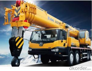 TRUCK CRANE XC70E,More reliable quality,Easier to operate