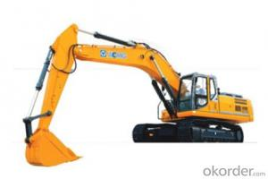 XE335C the best Excavators Excavating machinery
