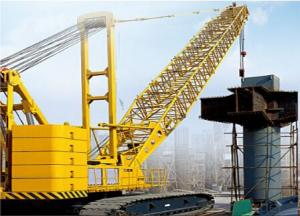 Crawler crane QUY250, better performance