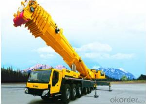 ALL TERRAIN CRANE QAY160,MORE EXLLERENT QUALITY