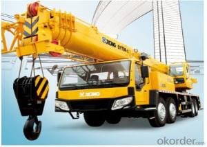 TRUCK CRANE QY70K-I(hydraulic control),good quality