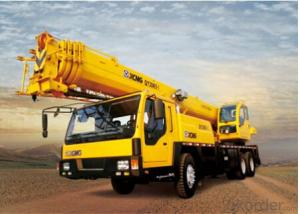 Truck crane QY30K5,Hydraulic pipeline,innovative jib system