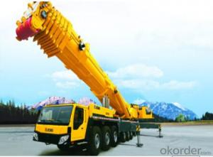 ALL TERRAIN CRANE QAY220,inherits the 222 patent techniques and 38 new patents techniques