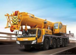 All terrain crane QAY180,best quality and good price