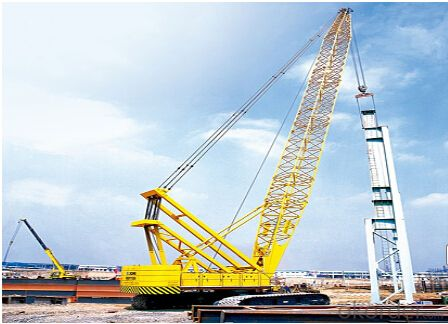 crawler crane QUY150, better performance