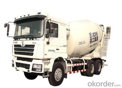 concrete transportation G10SX,Rotational speed: 0~14r/min