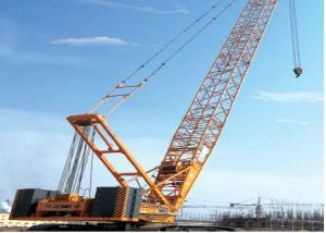 crawler crane XGC180,reliable quality and technology
