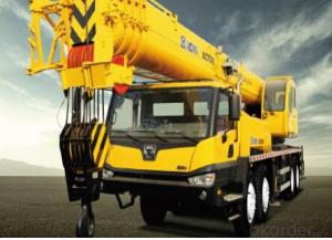 TRUCK CRANE XCT50E,best quality and price