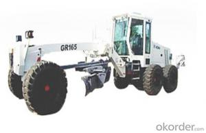 Grader GR165, more excellent performance