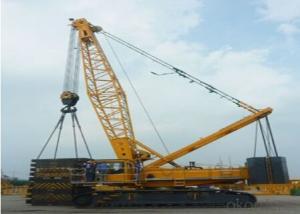 crawler crane XGC150, best quality and price