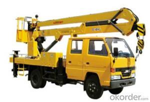 AERIAL WORK MACHINERY XZJ5068JGK,excellent