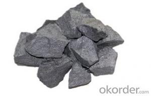 Si-Al ferroalloy of China reliable supplier