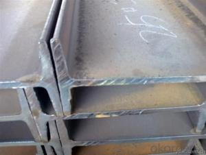 Hot Rolled Q235 Steel Structural I-Beam