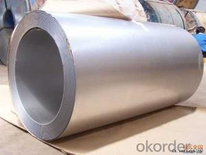 Hot dipped 55% AL-ZN Coated Galvalume steel coil