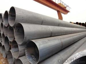 large diameter JOCE LSAW Steel Pipe with Low Carbon