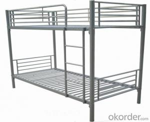 Hot Selling Twin over Twin Metal Bunk Bed CMAX-A01 From Fortune Global 500 Company