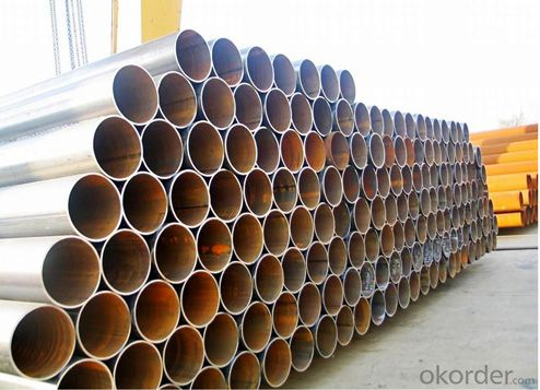 circular steel tube with various specification