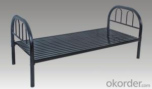 Hot Selling Heavy Duty Single Bed CMAX-B01 From Fortune Global 500 Company